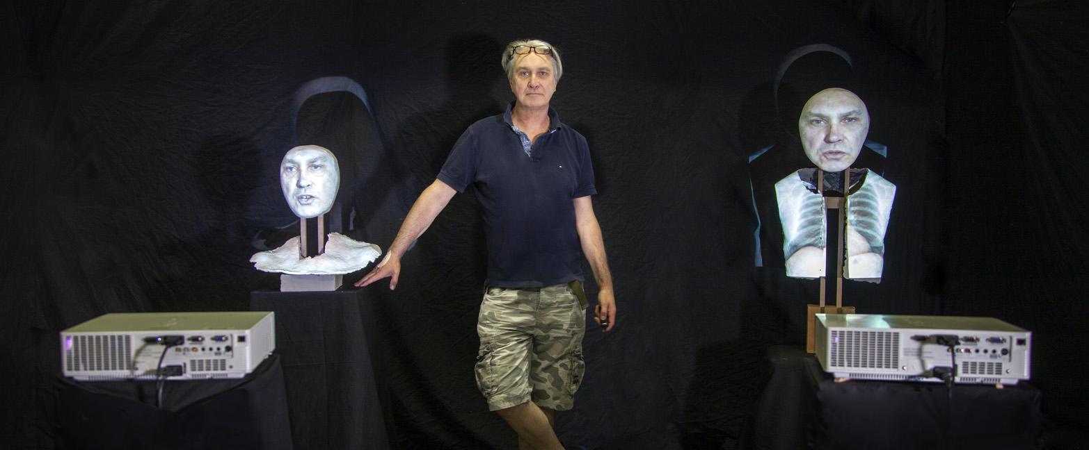 Ian Phillips McLaren Artist